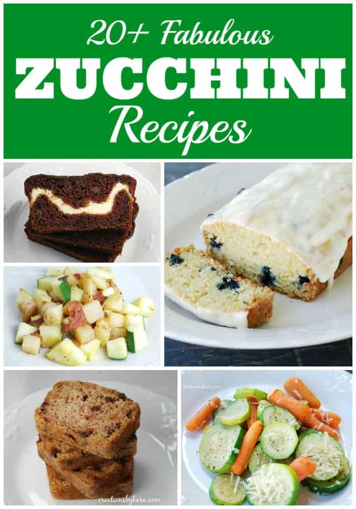Zucchini Bread With Carrot Cake Mix