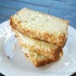 Pina Colada Zucchini Bread
