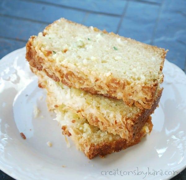 Lemon Zucchini Cake Mix