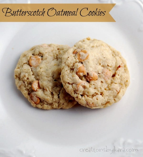 butterscotch-oatmeal-cookies, recipe