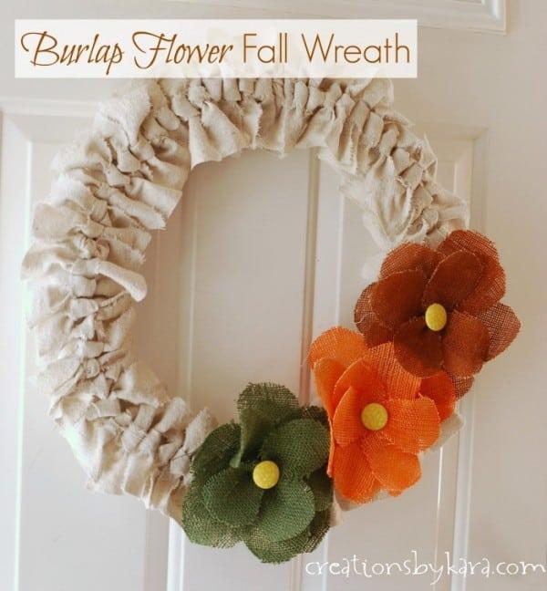 burlap-flower-fall-wreath
