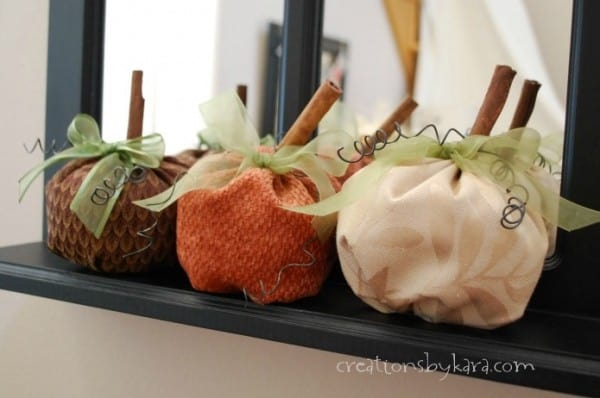 fall-decor, shelf
