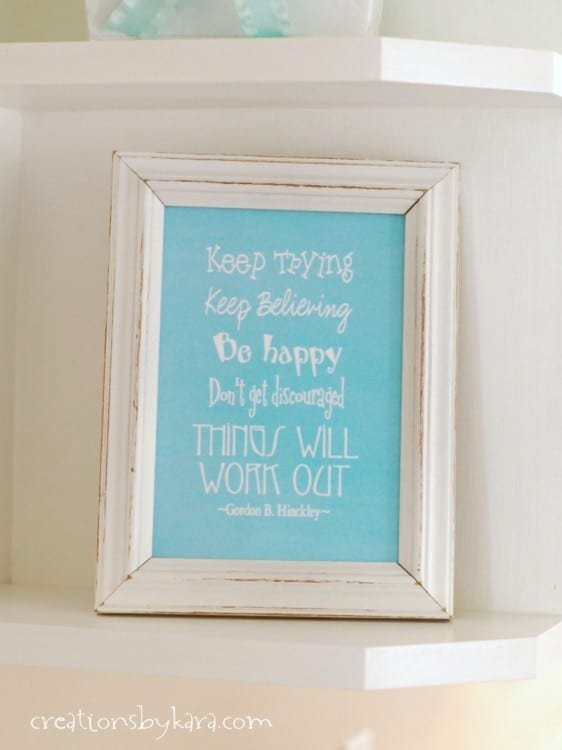 Tips and Tricks: Using Free Printables in Home Decor