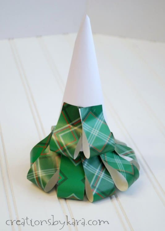 Christmas-craft-paper-trees