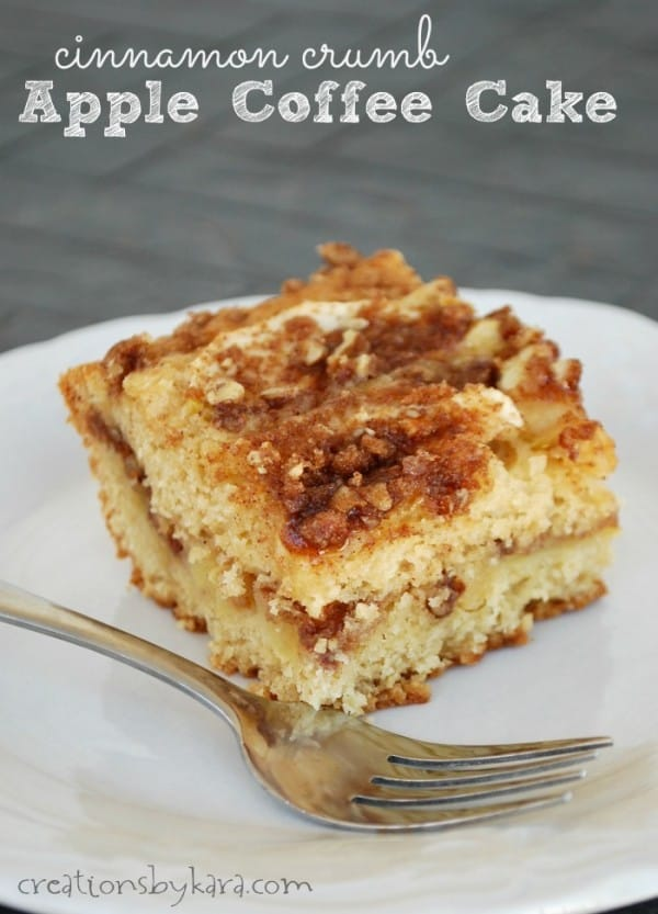 How To Make Cinnamon Walnut Coffee Cake