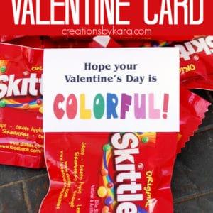 skittles classroom valentine pinterest pin