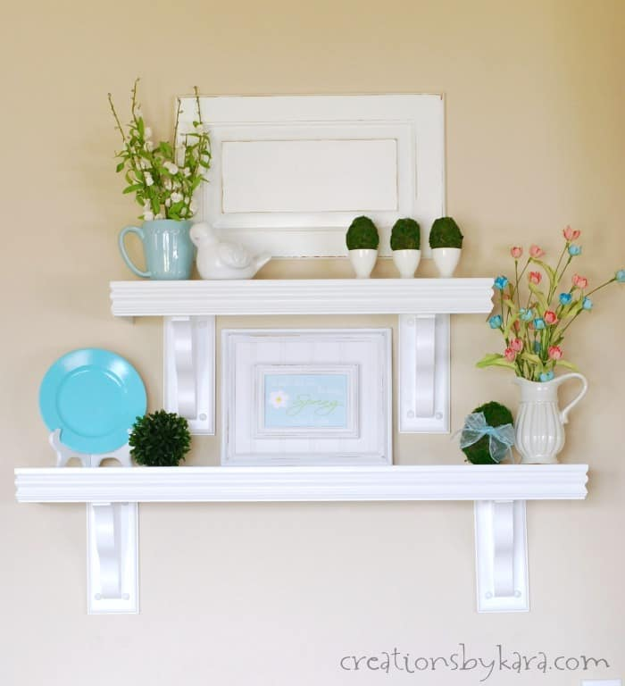 diy-spring-shelves