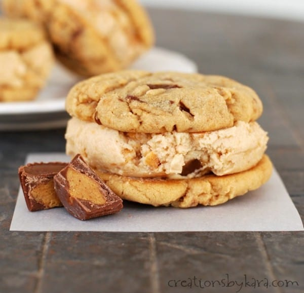 peanut-butter-cookie-ice-cream-sandwiches