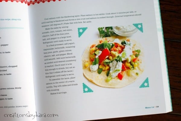 Six Sisters Cookbook