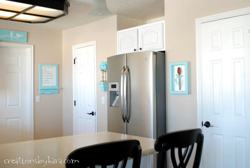 Diy White Kitchen Makeover