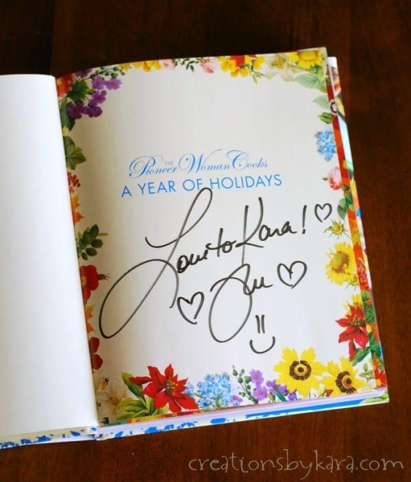 Pioneer Cook Book Vanilla Cookie Cake Recipie