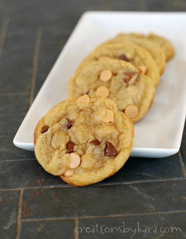 Reeses Peanut Butter Chip Cookie Recipe