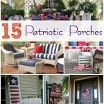 15 Patriotic Porches