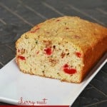 Cherry Nut Zucchini Bread {Recipe}