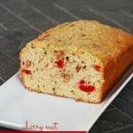 Cherry Nut Zucchini Bread