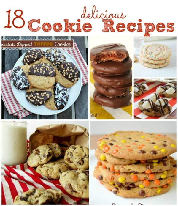 18 Cookie Recipes