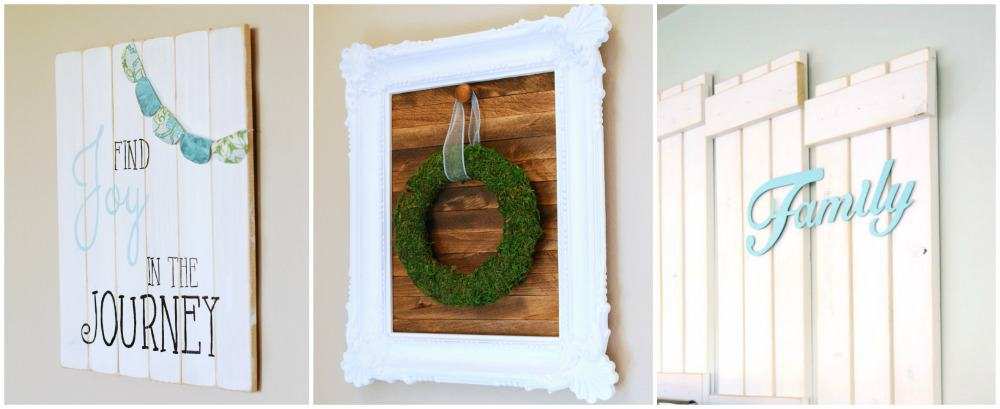 DIY Wall Decor Collage