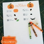 Roll a Pumpkin Halloween Game