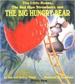 big hungry bear book