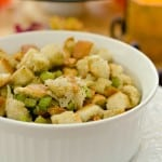 Easy Thanksgiving Stuffing with Sage