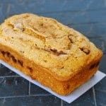 Cinnamon Chip Pumpkin Bread Recipe