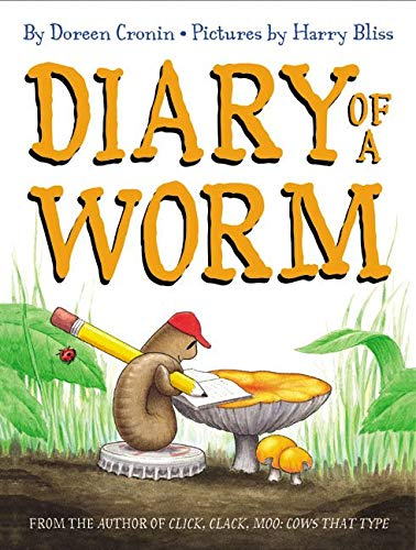diary of a worm cover