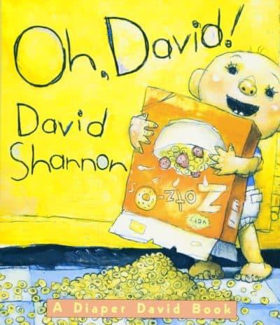 oh david book