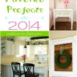 Favorite projects at Creations by Kara from 2014.