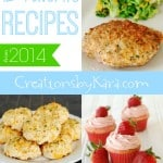 Favorite recipes from Creations by Kara in 2014