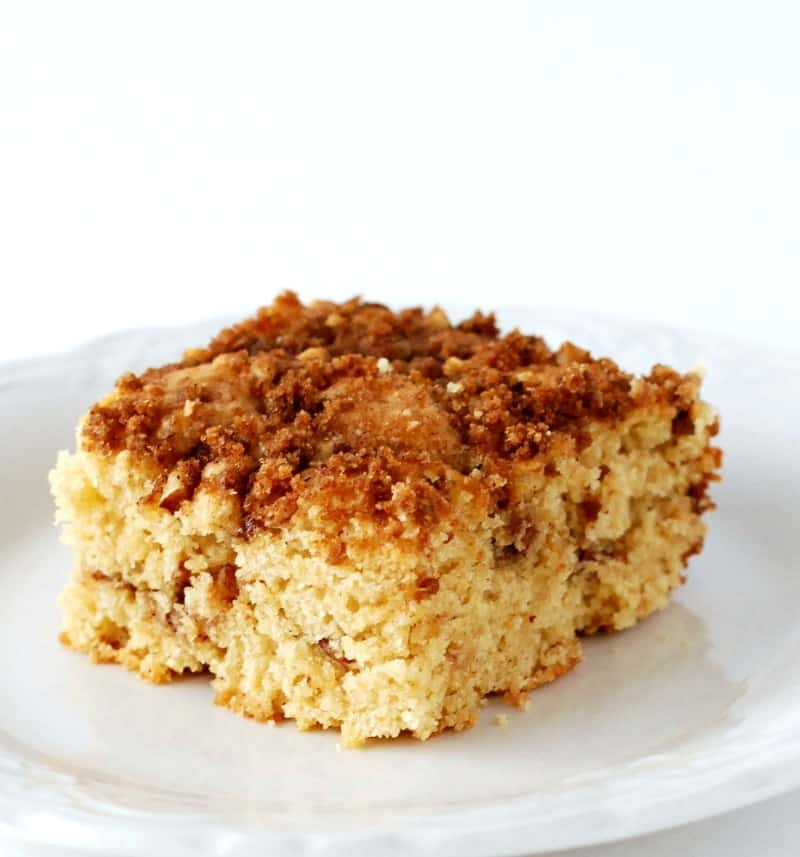 Sour Cream Streusel Coffee Cake Bundt Recipe