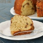 Make breakfast or brunch special with this amazing Sour Cream Banana Coffee Cake!