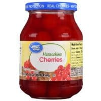 (4 Pack) Maraschino Cherries, 16 oz