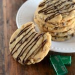 Andes Mint Chocolate Chip Cookies and more chocolate mint recipes!