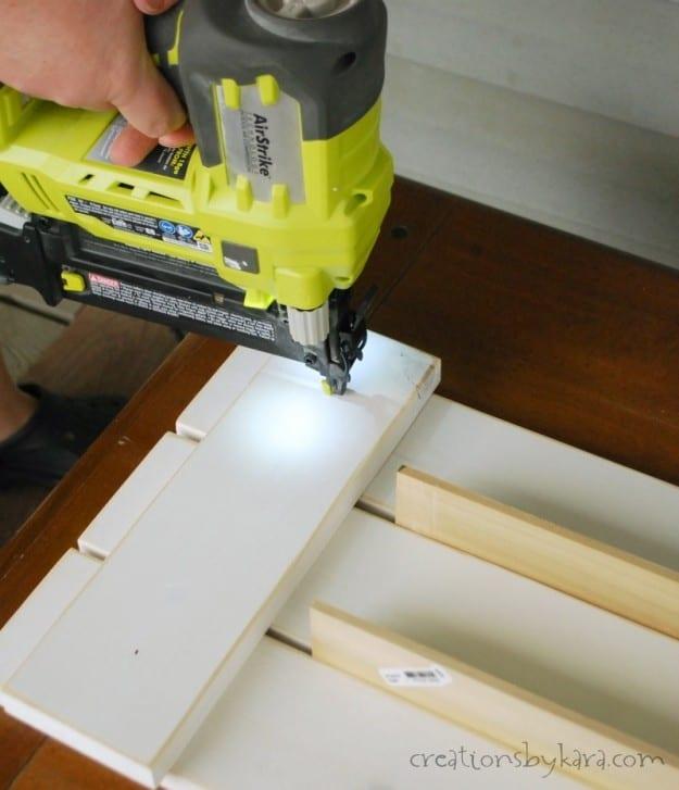Easy DIY Wood Shutters