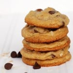 If you like coconut, you will love these Toasted Coconut Chocolate Chip Cookies!