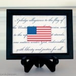 Flashback Friday:  4th of July Printable Art