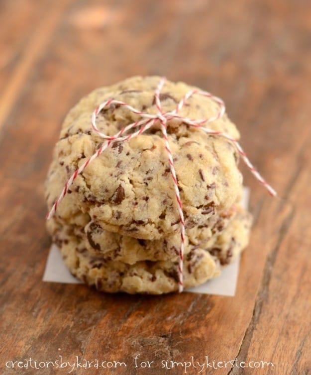 Chocolate Sprinkle Chocolate Chip Cookie Recipe