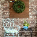 The Front Porch- Spruced Up For Spring