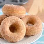 Reciep for easy Baked Cinnamon Sugar Doughnut Recipe