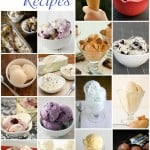 15+ Homemade Ice Cream Recipes and Cuisinart Giveaway!!