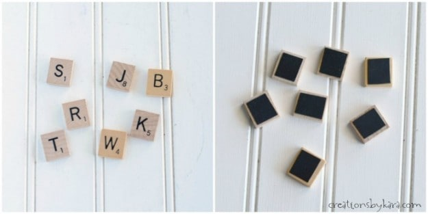 Magnetic family home evening board with free printable