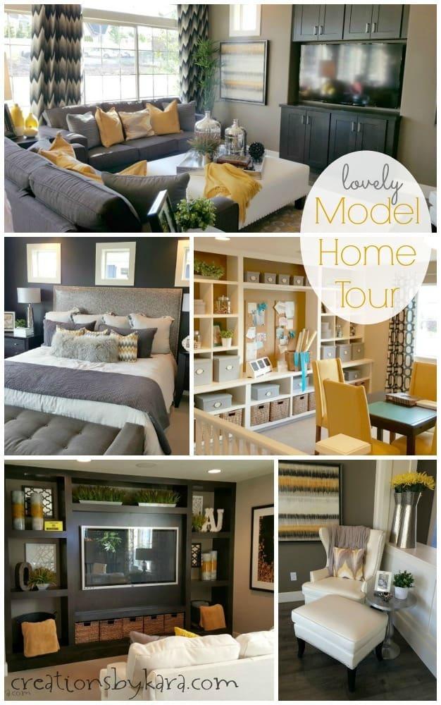 oakwood homes model home tour