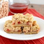Peanut Butter and Jelly Bars- perfect for kids and kids at heart!