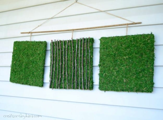 DIY Outdoor Decor idea