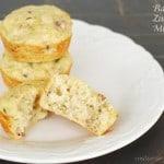 Flashback Friday- Banana Zucchini Bread/Muffins