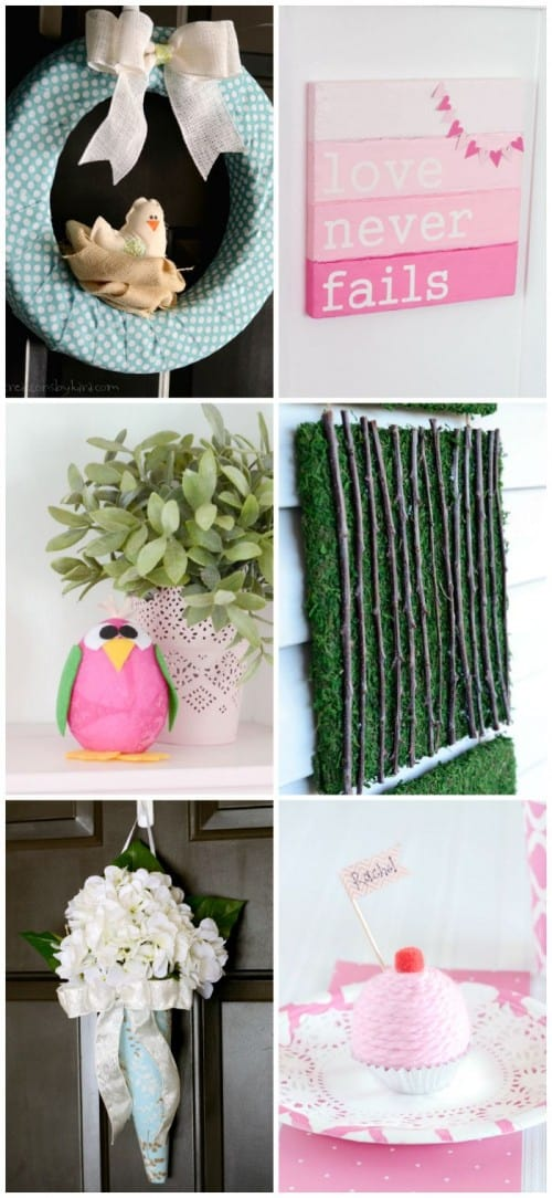Flora Craft DIY foam project tutorials