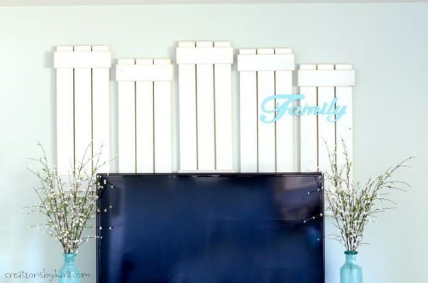 DIY wood shutters- step by step tutorial