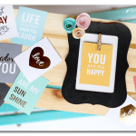 Link Party Feature- interchangeable frame