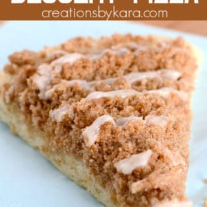 cinnamon dessert pizza pinterest pin