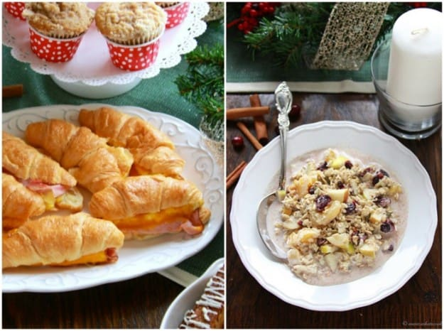 16 recipes that are perfect for Christmas brunch
